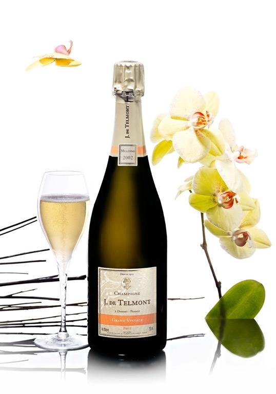 Champagne Telmont Grand Vintage Brut