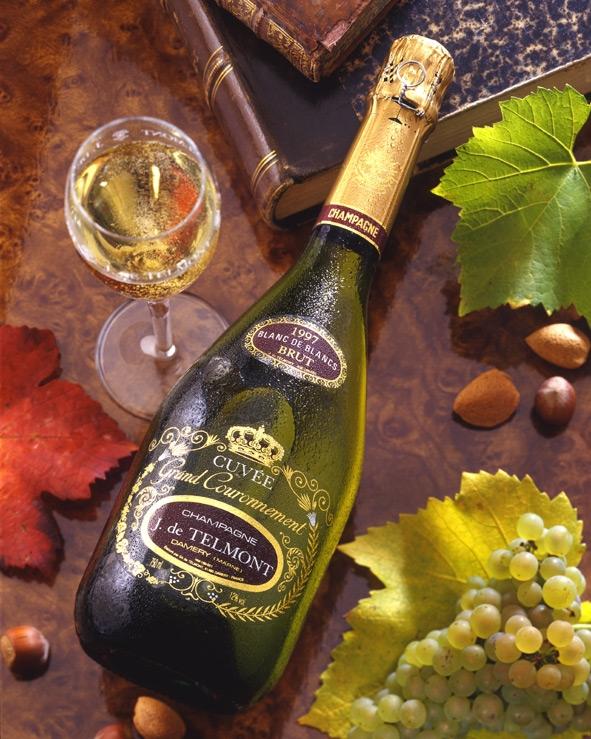 Champagne Telmont Grand Couronnement Blanc des Blancs Brut
