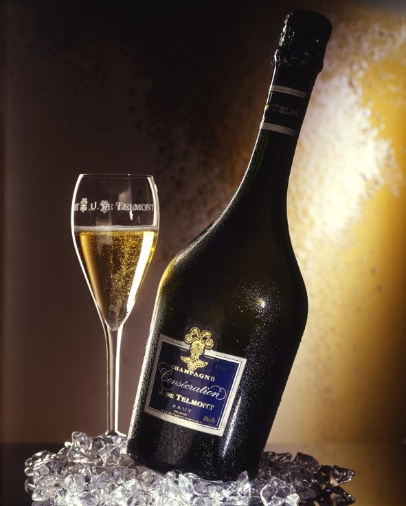 Champagne Telmont Consécration Brut