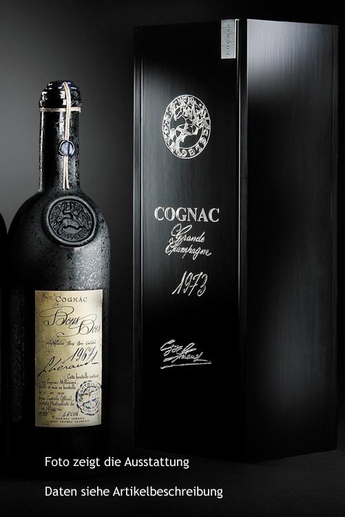 Cognac Lhéraud Petite Champagne