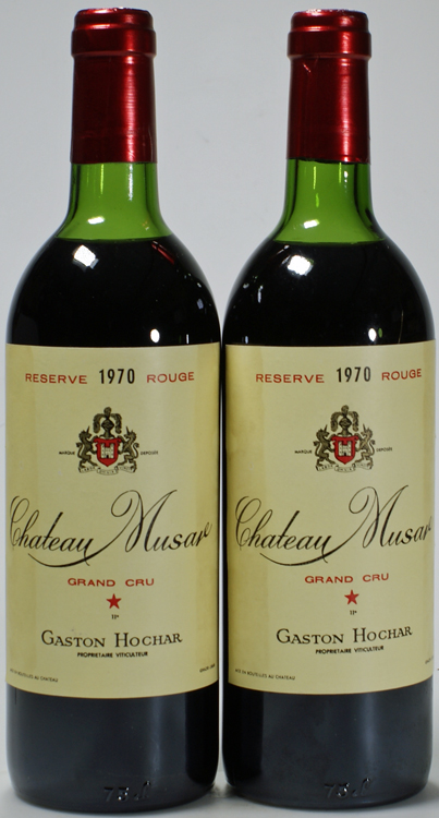 Château Musar rot