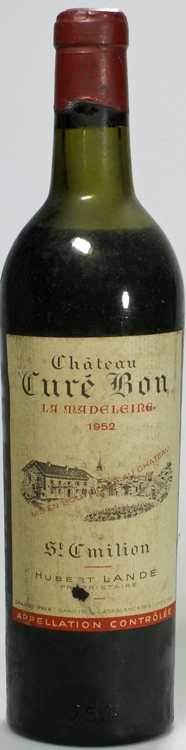 Ch. Curé-Bon La Madeleine