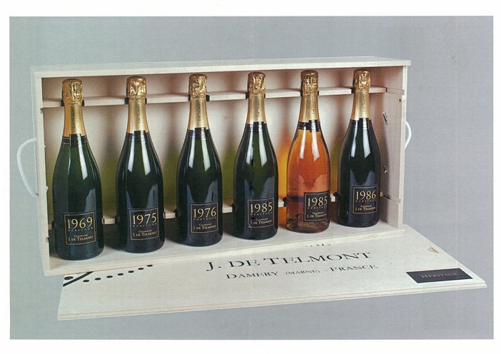 Champagne Telmont Heritage Brut